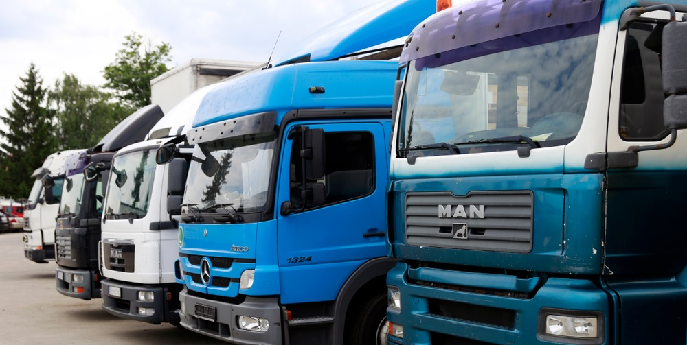 B2B marketplace for used commercial vehicles