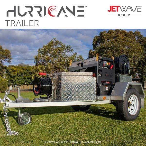 Hurricane Trailer